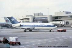 img342 Boeing 727-31 HC-BPL SAETA © Michel Anciaux