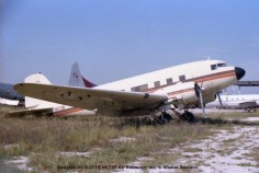 img350 Douglas DC-3-277B N573R Air Recovery Inc. © Michel Anciaux