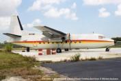 img478 Fairchild F-27J N712AB International Turbine Services © Michel Anciaux
