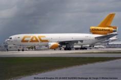 img491 McDonnell Douglas DC-10-40CF N140WE Challenge Air Cargo © Michel Anciaux