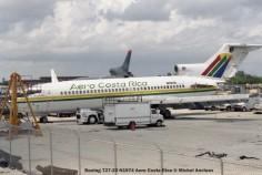img493 Boeing 727-23 N1974 Aero Costa Rica © Michel Anciaux