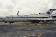 img499 Boeing 727-82 5N-TKE Triax Airlines © Michel Anciaux