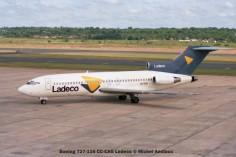 img509 Boeing 727-116 CC-CAG Ladeco © Michel Anciaux