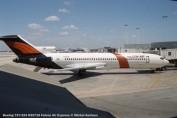 img542 Boeing 727-224 N32719 Falcon Air Express © Michel Anciaux