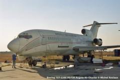 img590 Boeing 727-116C D2-TJA Angola Air Charter © Michel Anciaux