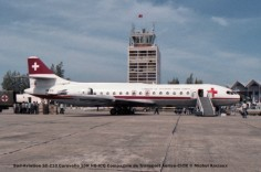 img710 Sud-Aviation SE-210 Caravelle 10R HB-ICQ Compagnie de Transport Aerien-CICR © Michel Anciaux
