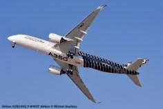 003 Airbus A350-941 F-WWCF Airbus © Michel Anciaux