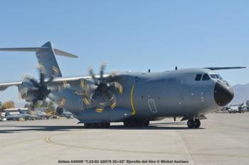 005 Airbus A400M ''T.23-02 10075 31+22'' Ejercito del Aire © Michel Anciaux