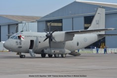 008 Alenia C-27J Spartan ''329'' Fuerza Aerea del Peru © Michel Anciaux