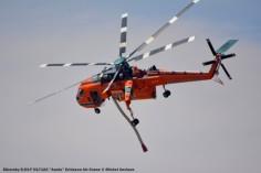 027 Sikorsky S-64-F N171AC ''Annie'' Erickson Air-Crane © Michel Anciaux