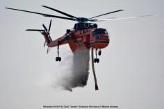 028 Sikorsky S-64-F N171AC ''Annie'' Erickson Air-Crane © Michel Anciaux