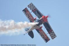 050 Pitts S-2S Special N540S Skip Stewart Airshows © Michel Anciauxws