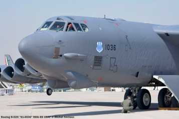 073 Boeing B-52H ''61-0036'' 96th BS USAF © Michel Anciaux
