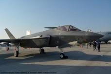 076 Lockheed Martin F-35A Lightning II ''14-5107'' USAF © Michel Anciaux