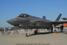 081 Lockheed Martin F-35A Lightning II ''13-5078'' USAF © Michel Anciaux