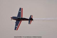 087 Extra EA-300L ''1'' Los Halcones © Michel Anciaux