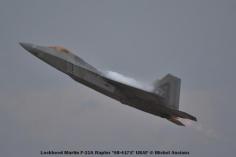 098 Lockheed Martin F-22A Raptor ''08-4171'' USAF © Michel Anciaux