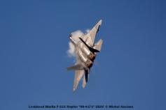 103 Lockheed Martin F-22A Raptor ''08-4171'' USAF © Michel Anciaux