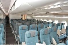 14 Economy Class Hubert Creutzer Airbus A350-941 Cathay Pacific © Hubert Creutze