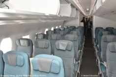 15 Economy Class Airbus A350-941 Cathay Pacific © Hubert Creutze