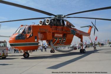 DSC_0676 Sikorsky S-64F N171AC ''Annie'' Erickson Air-Crane © Michel Anciaux