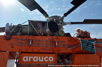 DSC_0711 Sikorsky S-64F N171AC ''Annie'' Erickson Air-Crane © Michel Anciaux