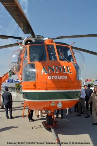 DSC_0713 Sikorsky S-64F N171AC ''Annie'' Erickson Air-Crane © Michel Anciaux