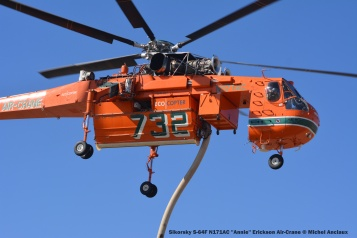 DSC_1406 Sikorsky S-64F N171AC ''Annie'' Erickson Air-Crane © Michel Anciaux