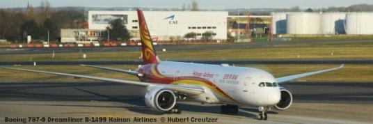 DSC_1897 Boeing 787-9 Dreamliner B-1499 Hainan Airlines © Hubert Creutzer