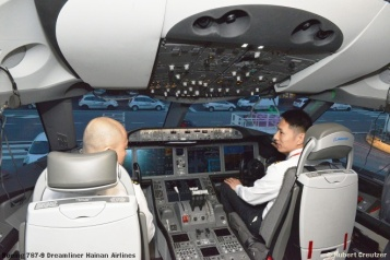 DSC_1976 Boeing 787-9 Dreamliner Hainan Airlines © Hubert Creutzer