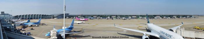 DSC_2400 Brussels Airport © Hubert Creutzer