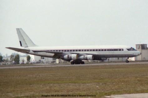 img552 Douglas DC-8-51 N803E FB Ayer © Michel Anciaux