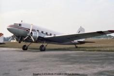 img557 Douglas C-47A-80-DL PT-KUD © Michel Anciaux