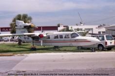 img578 Britten-Norman BN-2A Mk.III-2 Trislander VQ-TAD Turks & Caicos National Airlines © Michel Anciaux