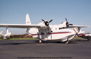 img584 Grumman UF-1 Albatross N8523H Island Flying Boats Inc. © Michel Anciaux