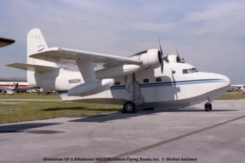 img585 Grumman UF-1 Albatross N8523H Island Flying Boats Inc. © Michel Anciaux
