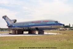 img588 Boeing 727-25 5N-AWX ex Kabo Air © Michel Anciaux