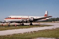 img592 Douglas DC-7B Seven Seas N1097 Bill Waara © Michel Anciaux