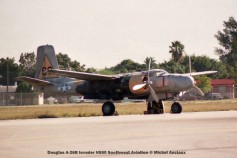 img593 Douglas A-26B Invader N550 Southwest Aviation © Michel Anciaux