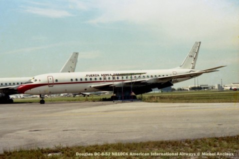 img598 Douglas DC-8-52 N810CK American International Airways © Michel Anciaux