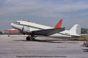 img611 Douglas C-47B-1-DK N4797H Legion Express Inc. © Michel Anciaux