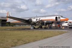 img649 Douglas DC-7BF N381AA Turks Air Inc. © Michel Anciaux
