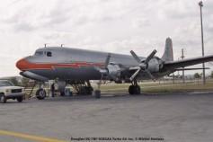 img650 Douglas DC-7BF N381AA Turks Air Inc. © Michel Anciaux