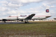 img666 Convair CV-580 N581HG World Aviation Services ex Canair Cargo © Michel Anciaux