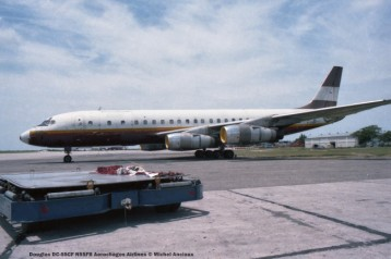 img958 Douglas DC-8-55CF N55FB Aerochagos Airlines © Michel Anciaux