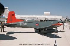 007 Pilatus PC-7 ''Naval 211'' Armada de Chile © Michel Anciaux