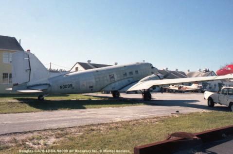 012 Douglas C-47B-10-DK N8099 Air Recovery Inc. © Michel Anciaux