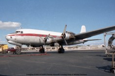 016 Douglas C-54A N74183 Florida Aircraft Leasing Corp © Michel Anciaux