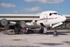 017 Douglas DC-6 ex N906MA B&B Aircraft Service © Michel Anciaux