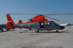 027 Aerospatial SA-365F Dauphin 2 ''Naval 53'' Armada de Chile © Michel Anciaux